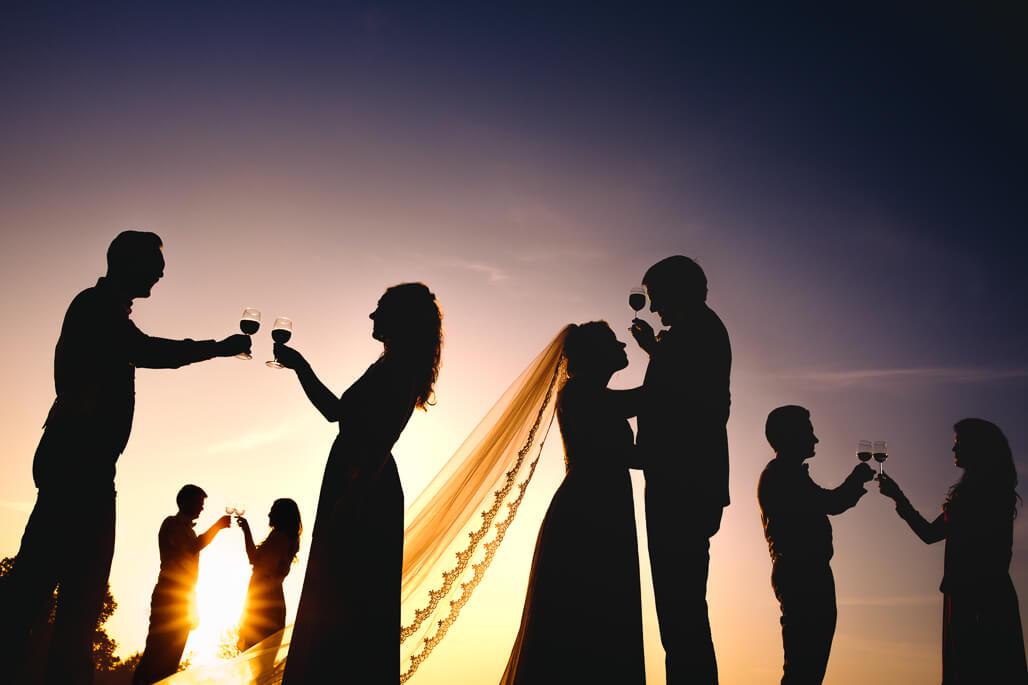 camera instellingen bruidsfotografie