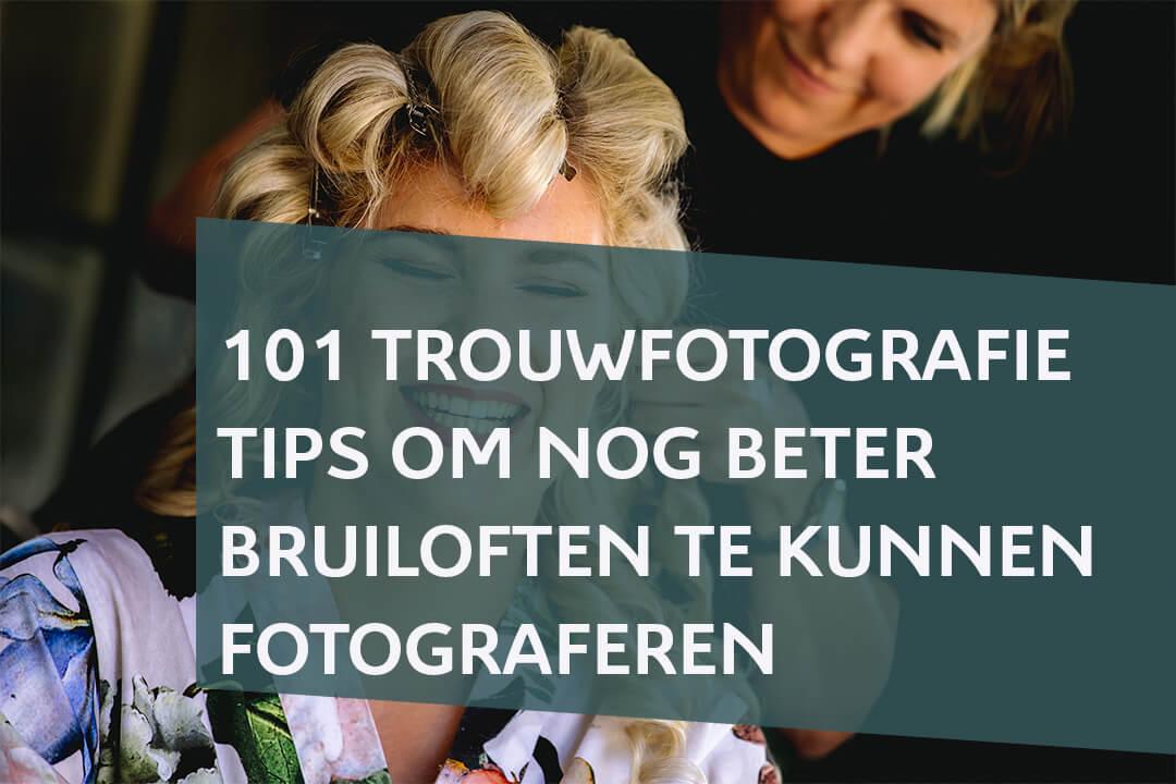 bruiloft fotograferen titel
