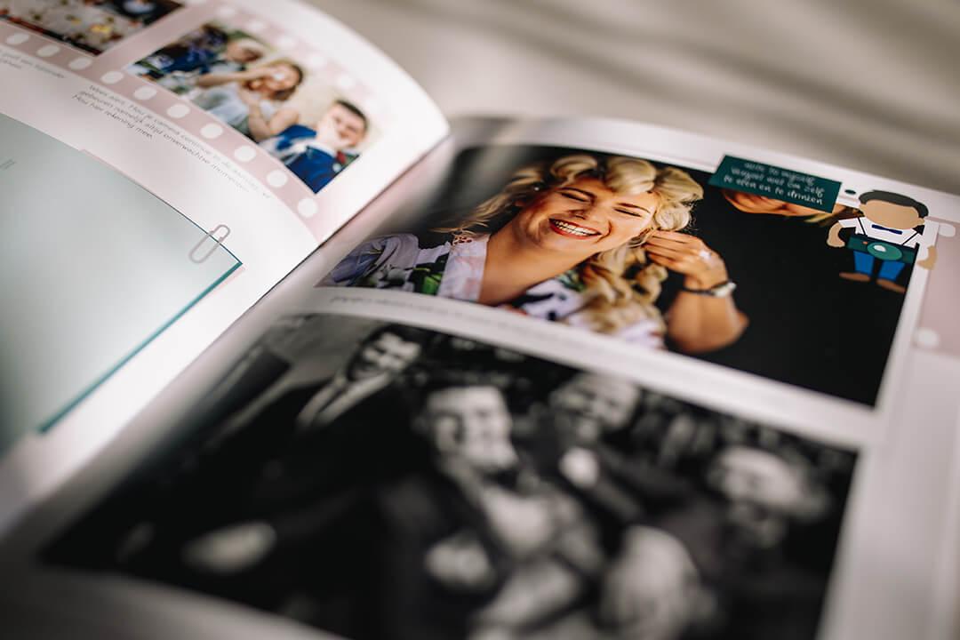 gratis boek bruidsfotografie