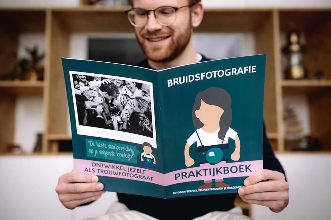gratis boek workshop bruidsfotografie