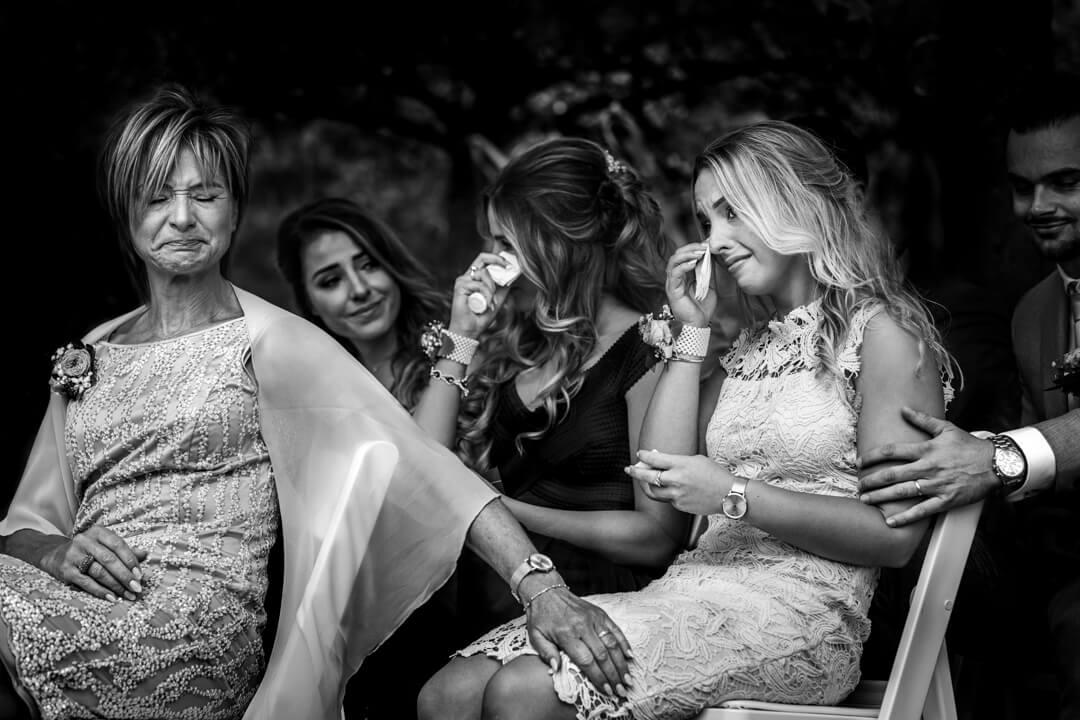 klaar om een bruiloft te fotograferen